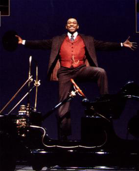 Alton Fitzgerald White as Coalhouse Walker Jr. in Ragtime