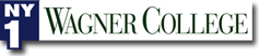 Wagner College NY1 logo