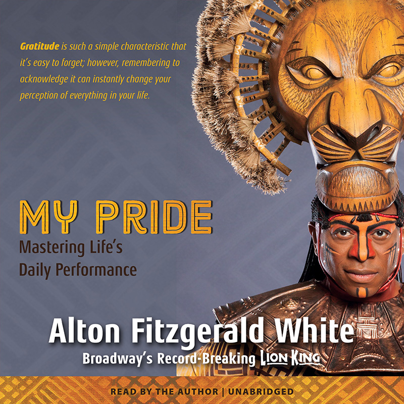 My Pride: Mastering Life's Daily Performance - Autographed